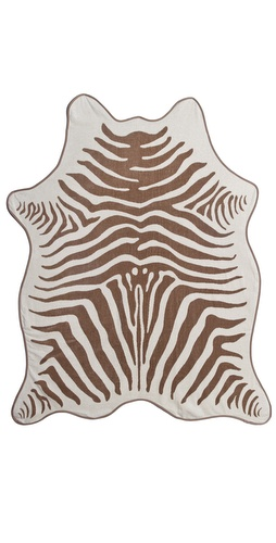 ONE by Maslin Zebra Hide Towel