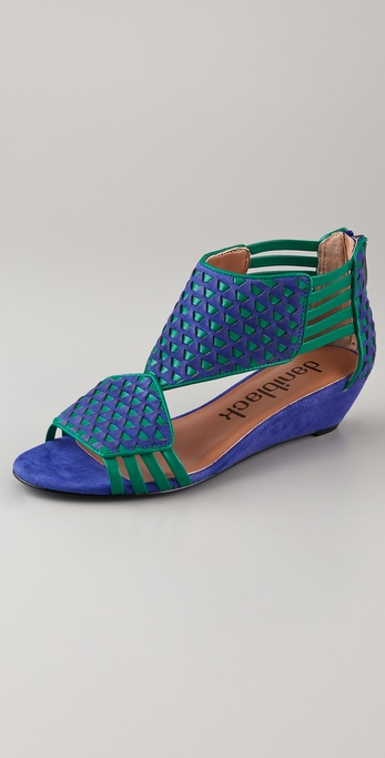 ONE by Daniblack Nairobi Wedge Sandals
