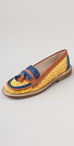 ONE by b store Berlin 1 Colorblock Loafers