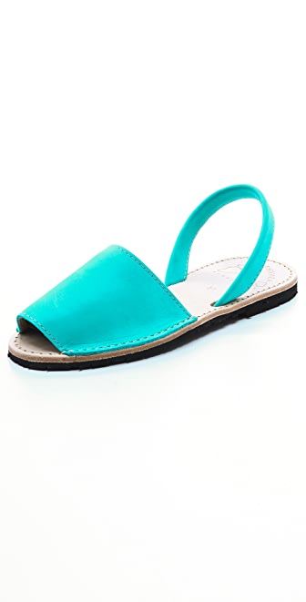 ONE by Ishvara Sandals Albaracas Flat Sandals