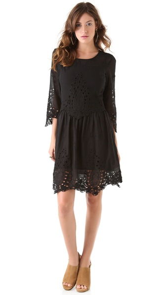 ONE by Kuks Lace Mini Dress