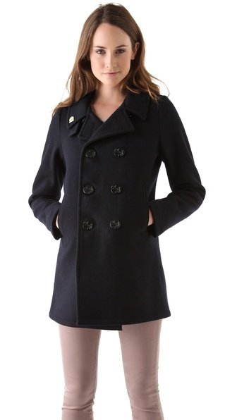 ONE by Gerald & Stewart Pea Coat