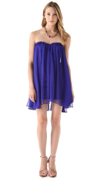 ONE by Blaque Label Sweetheart Mini Dress