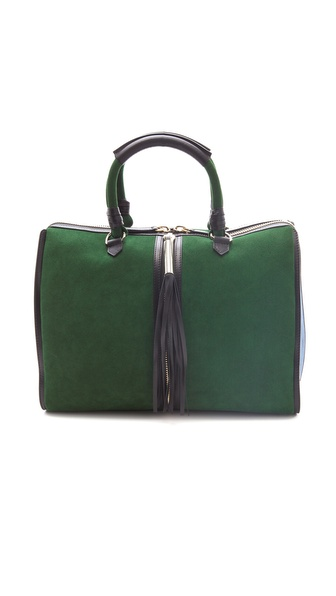 ONE by Alcantara Lindy Bag