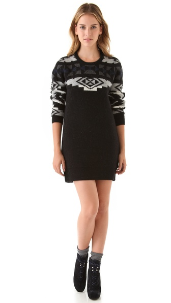 ONE by YMC Sweater Dress