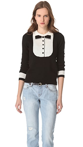 ONE by Pretty Penny The Bow Tie Penny Sweater