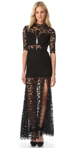 ONE by Bailey Lace Gown