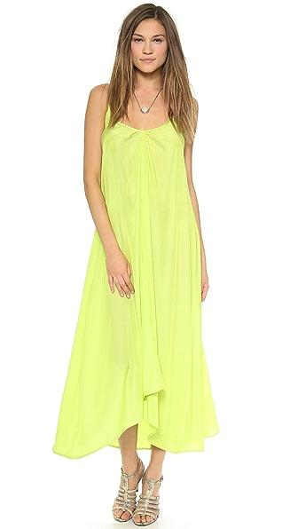 Kupi ONE by Pink Stitch haljinu online i raspordaja za kupiti One By Pink Stitch Resort Maxi Dress - Citrus online