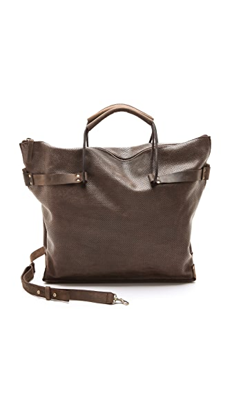 ONE by Jo Handbags Perforated Large Hobo