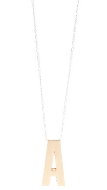 ONE by DALLAS+CARLOS Alpha Necklace
