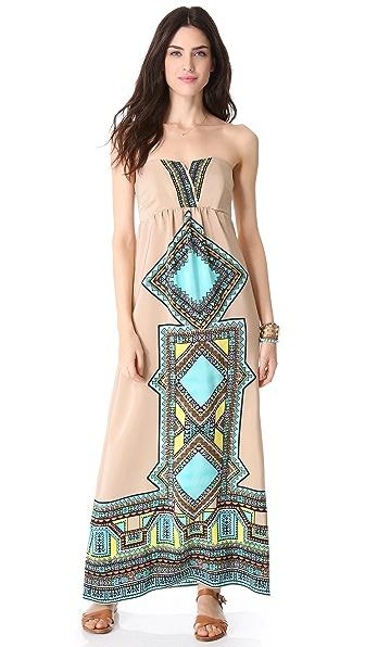ONE by Alice & Trixie Deanna Maxi Dress