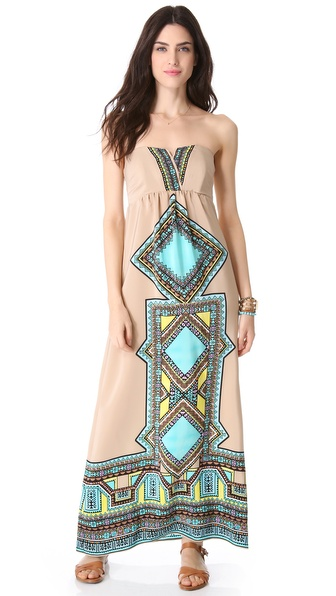 ONE by Alice & Trixie Deanna Maxi Dress
