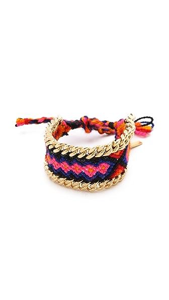 ONE by Kim & Zozi Chain Friendship Bracelet
