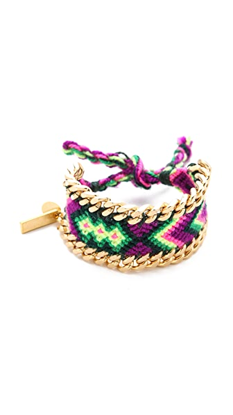 ONE by Kim & Zozi Chain Friendship Bracelet