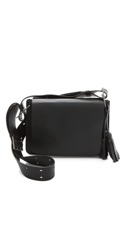ONE by Sophia Buckled Accordion Shoulder Bag at Shopbop / East Dane