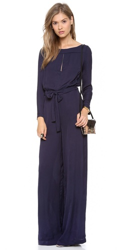 ONE by Jade Slit Neck Jumpsuit at Shopbop / East Dane