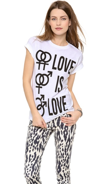 ONE by RooftopsNYC Love Tee