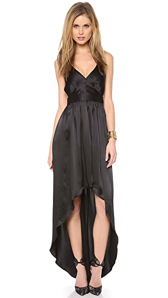 ONE by Contrarian Babs Hi Low Dress