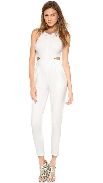 ONE by Hunter Bell Katie Jumpsuit