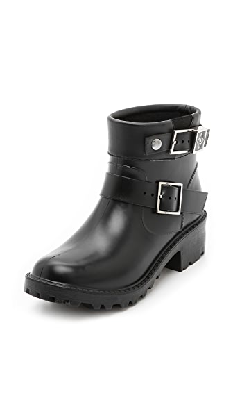 ONE by Dav Liverpool Rain Booties
