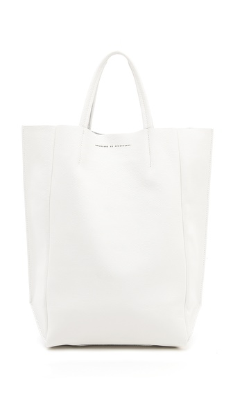 ONE by Ampersand as Apostrophe Inside Out Winge Tall Tote