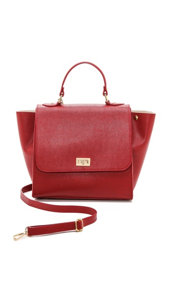ONE by Michaella Barri Collection Classic Satchel Bag