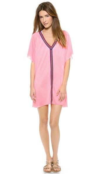 ONE by Pitusa Clothing Inca Mini Abaya Dress