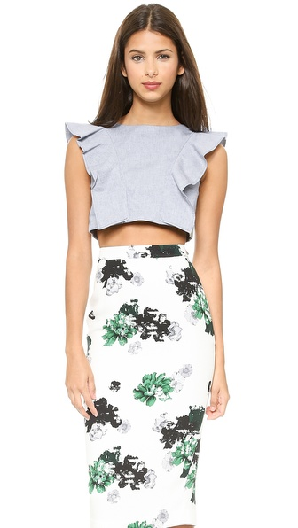 ONE by Viva Aviva Magnolia Crop Top