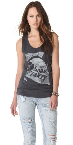 One Teaspoon Surf Party Vintage Tank