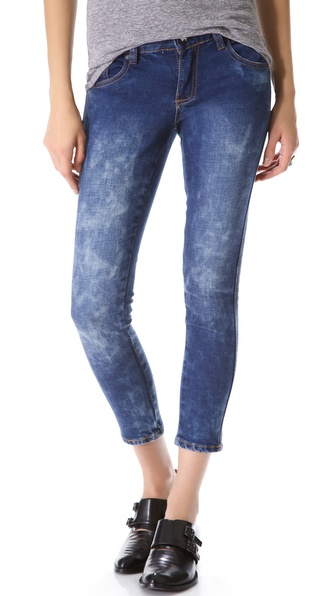 One Teaspoon Moonlight Iggy Skinny Jeans