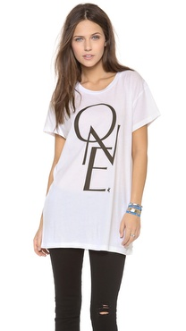 One Teaspoon One by One Gypsy Tee