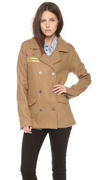 One Teaspoon Smith Jones Military Jacket