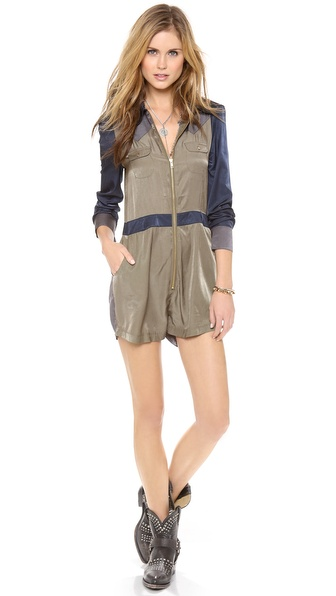 One Teaspoon Revelator Romper