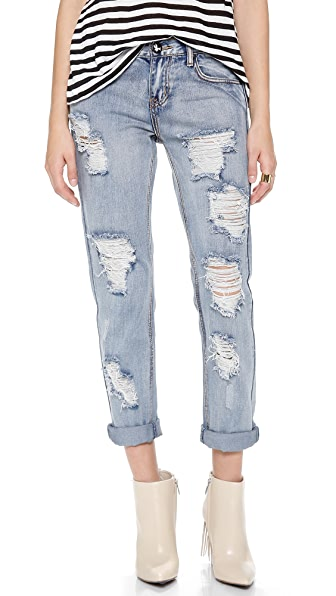 One Teaspoon Mustang Awesome Baggie Jeans