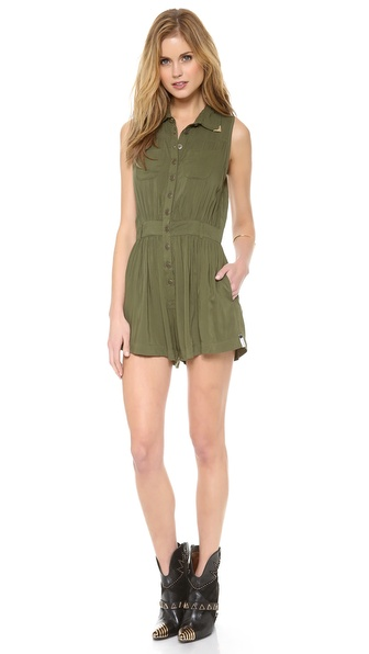 One Teaspoon Zephyr Jumpsuit