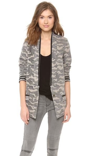 One Teaspoon Magnolia MIlitary Blazer