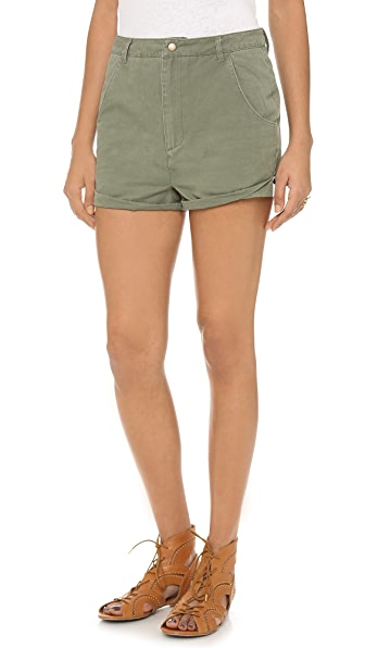 Shopbop One Teaspoon Shorts One Teaspoon Captain Wilde