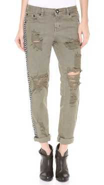One Teaspoon Ranger Awesome Baggy Jeans