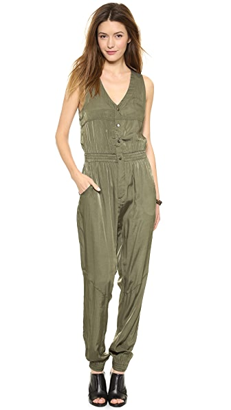 One Teaspoon Aston Utility Jumpsuit