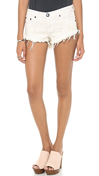 Shopbop One Teaspoon Shorts One Teaspoon Bonitas Shorts