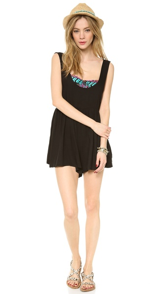 One Teaspoon Cali Romper