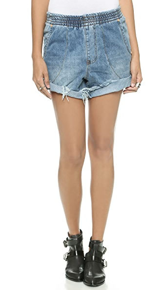 One Teaspoon Hunter Shorts One Teaspoon Ford Hunter