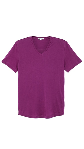 Onia Joey V Neck Tee