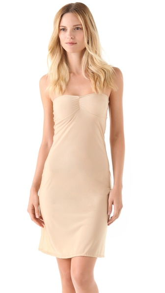 Only Hearts Second Skins Strapless Slip