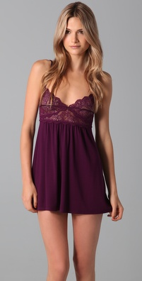 Only Hearts So Fine Baby Doll Chemise