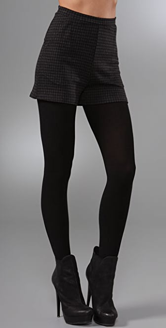Only Hearts Houndstooth Shorts
