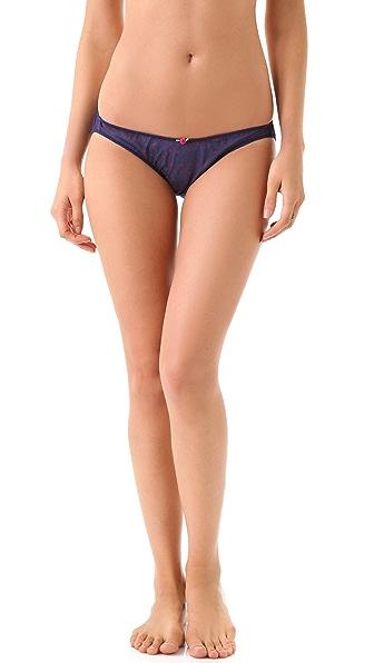 Only Hearts Odette Bikini Briefs