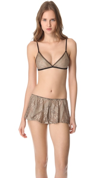 Only Hearts Lady Day Triangle Bralette