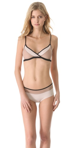 Only Hearts Loulou Triangle Bralette