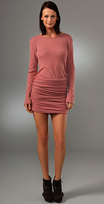 Opening Ceremony Tubular Mini Dress